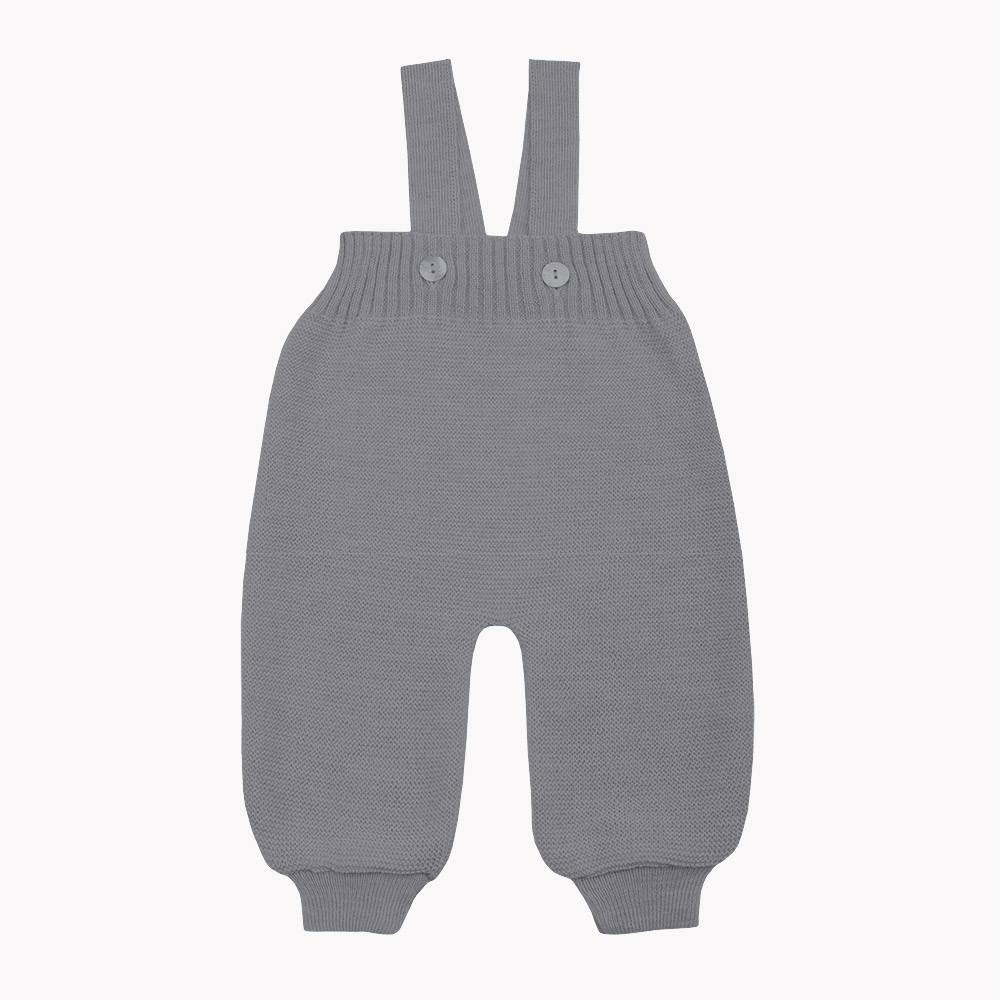 Organic merino wool dungarees £35