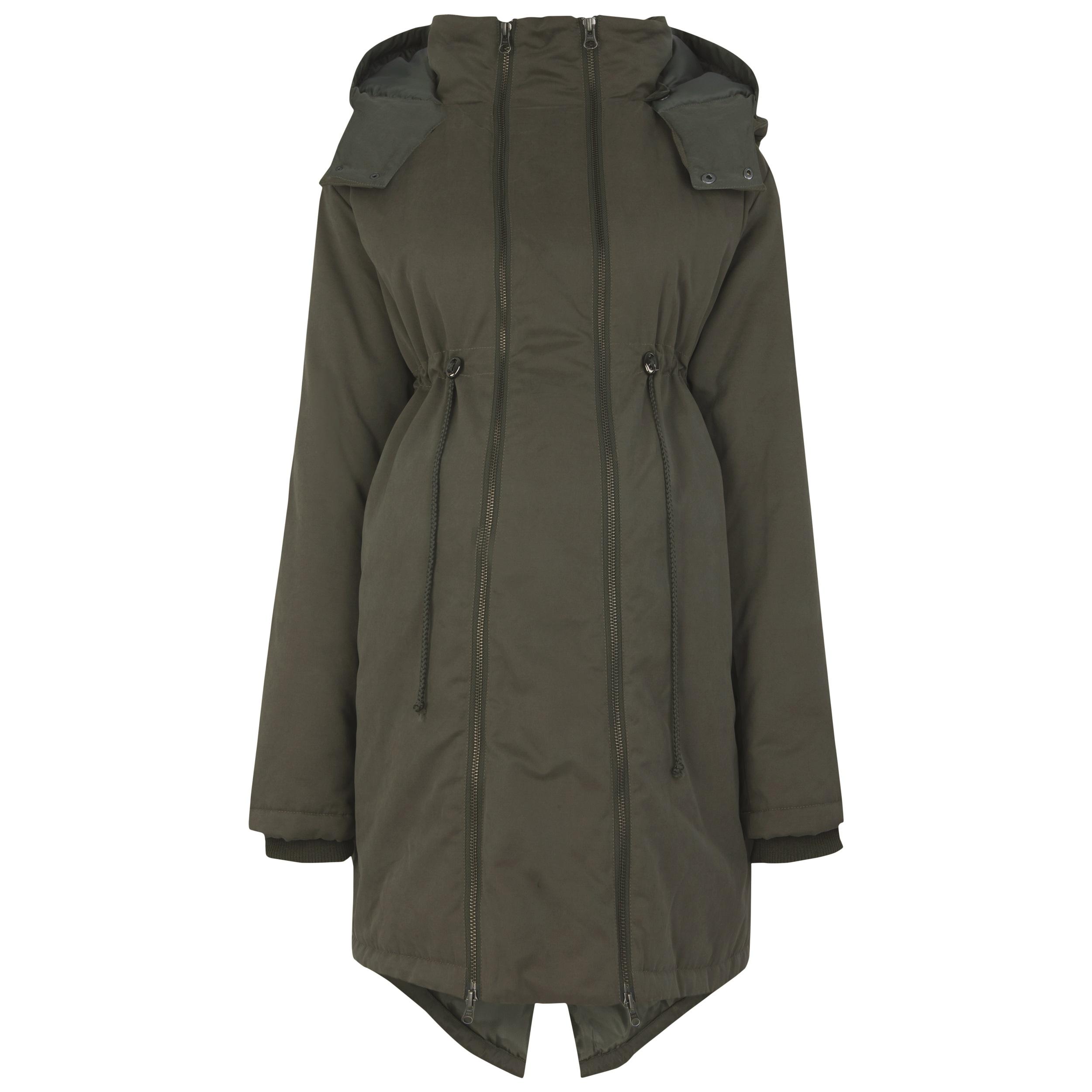 JoJo Maman Bébé- 2-in-1 parka coat