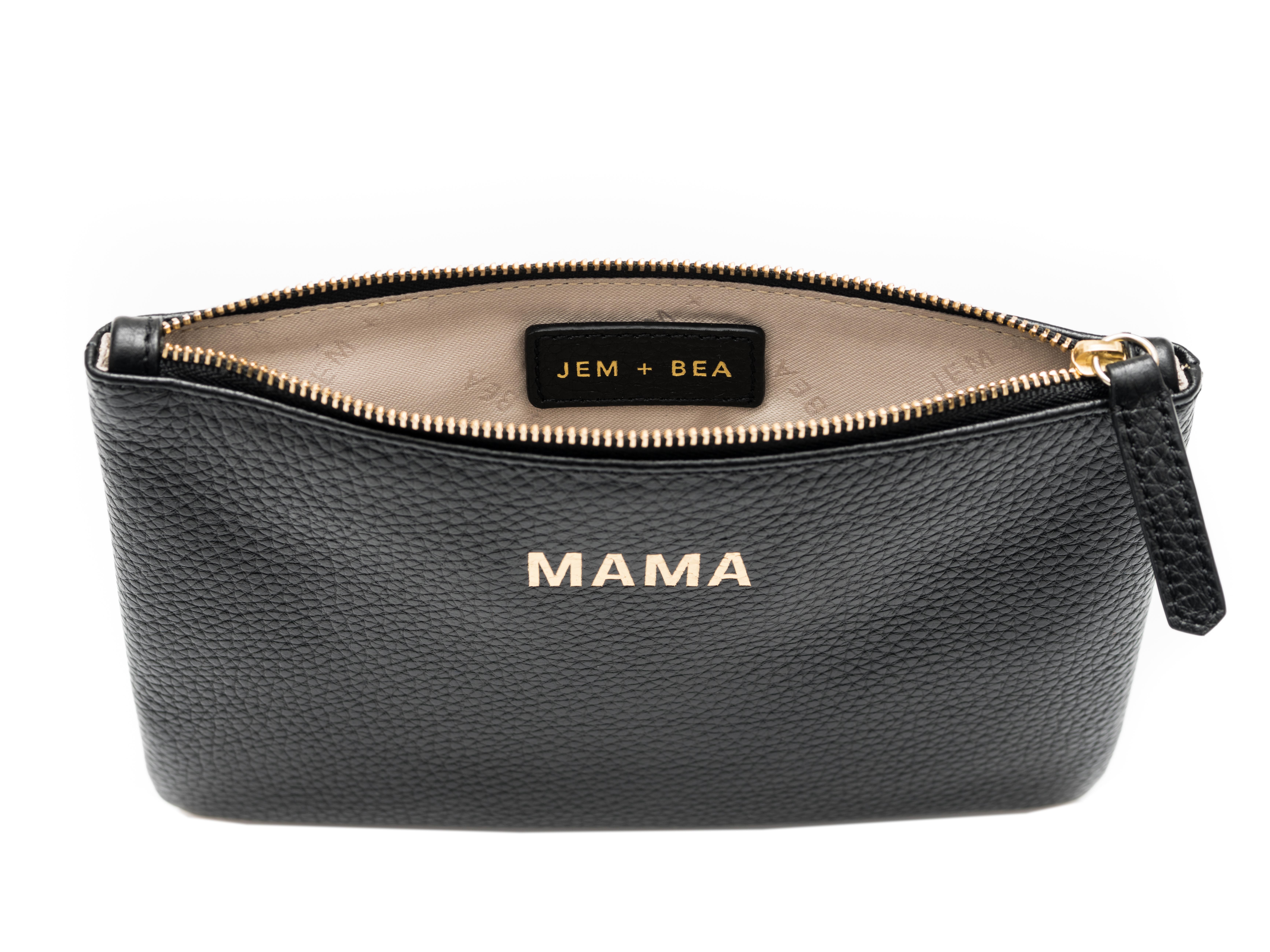 MAMA - black - open - £45