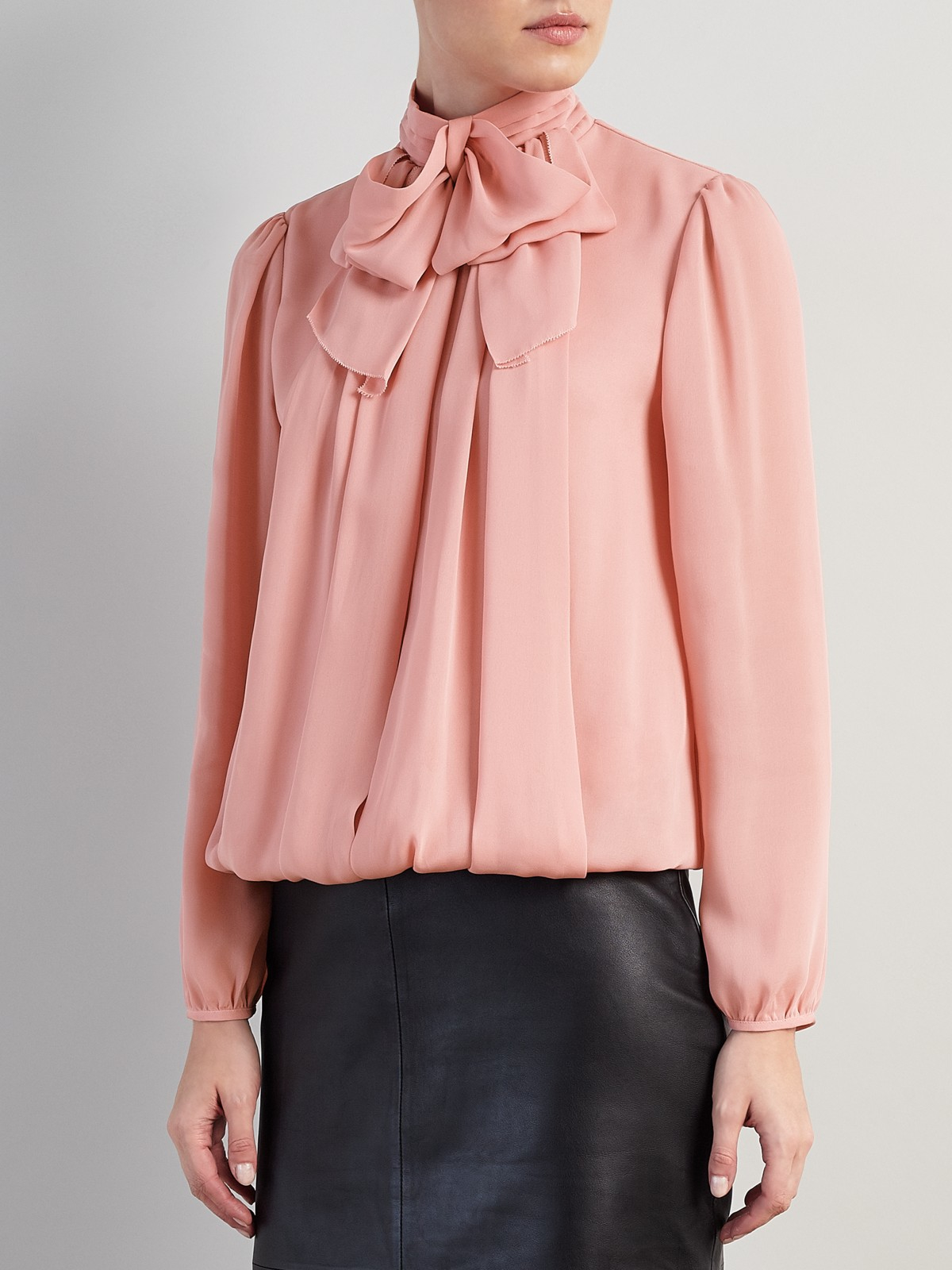Somerset by Alice Temperley Bow Blouse