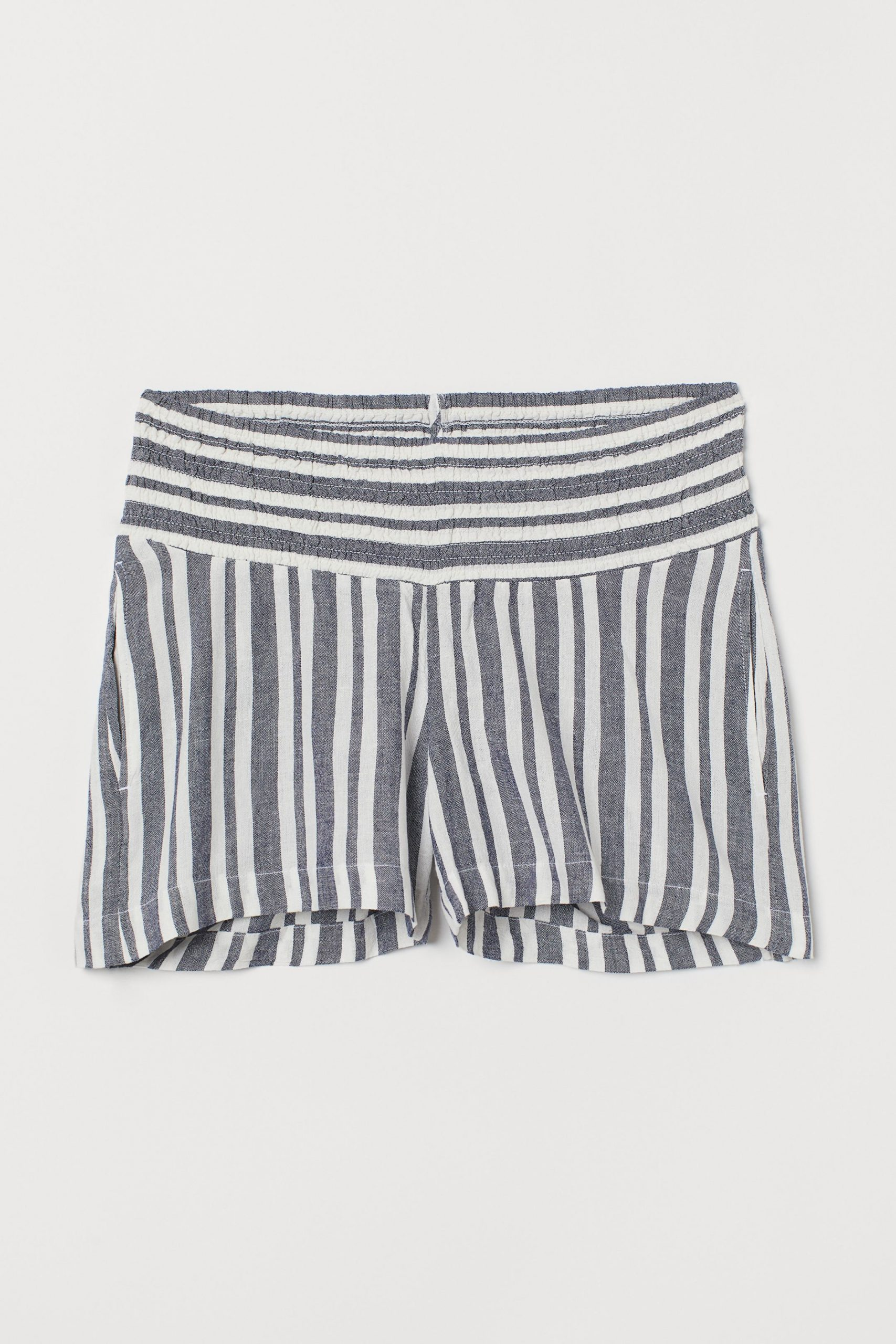 H&M MAMA Shorts with smocking was £19 now £12.00